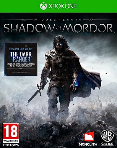 XBOX ONE � Middle Earth: Shadow of Mordor