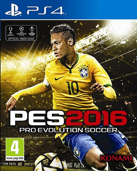 PS4 � Pro Evolution Soccer 2016