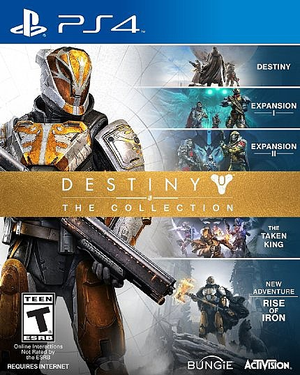 PS4 � Destiny Vanguard edition