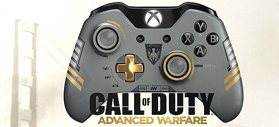 XBOX ONE � Call of Duty: Advanced Warfare controller