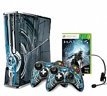 XBOX 360 Halo 4 Limited Edition Console + X-KEY