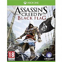 XBOX ONE - AC BLACK FLAG (קוד הורדה)