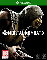 XBOX ONE mortal kombat x אירופאי