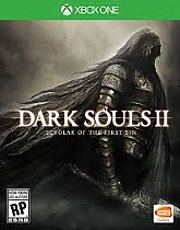 Xbox One Dark Souls Scholar Of The First SIn