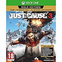 XBOX ONE - JUST CAUSE 3