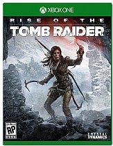 XBOX ONE – Rise of The Tomb Raider