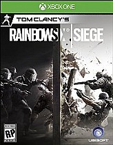 Xbox One Tom Clancy''s Rainbow Six Siege