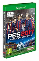 Pro Evolution Soccer 2017 - PES 17 - Xbox One