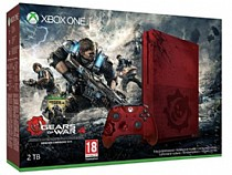 מארז Xbox One s Gears Of War 4 2TB