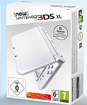 The New Nintendo 3DS XL White