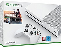 1 xbox one s 500gb + battlefield