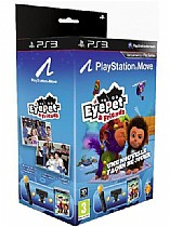 PS3 Eyepet & friends + movepack